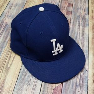 NEW ERA 59FIFTY ON FEILD LA DODGERS SIZE 7.25